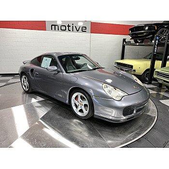2002 Porsche 911 Turbo for sale 101137493