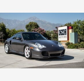 2002 Porsche 911 Turbo Coupe for sale 101165536