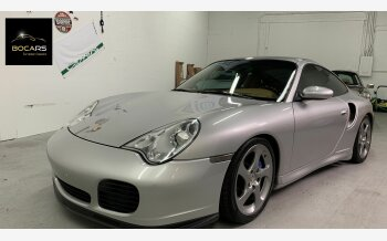2002 Porsche 911 Turbo Coupe for sale 101223602