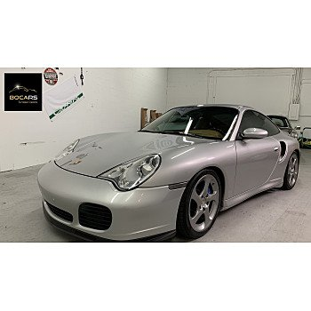 2002 Porsche 911 Turbo Coupe for sale 101223602