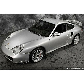 2002 Porsche 911 Turbo Coupe for sale 101240128