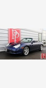 2002 Porsche 911 Cabriolet for sale 101265745