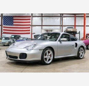2002 Porsche 911 Turbo Coupe for sale 101319792