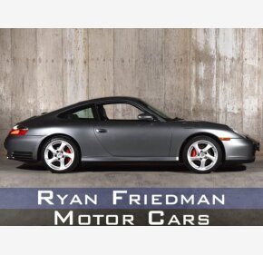 2002 Porsche 911 Coupe for sale 101327730