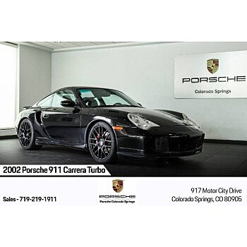 2002 Porsche 911 Turbo for sale 101344878