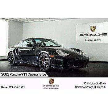 2002 Porsche 911 Turbo for sale 101344878