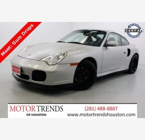 2002 Porsche 911 Turbo for sale 101395833