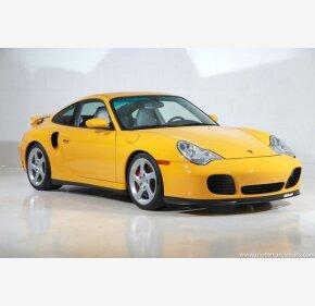 2002 Porsche 911 Turbo for sale 101485228