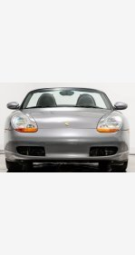 2002 Porsche Boxster for sale 101200647
