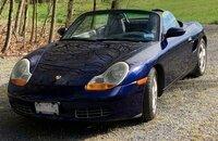 2002 Porsche Boxster for sale 101335963