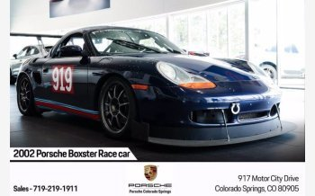 2002 Porsche Boxster for sale 101344876