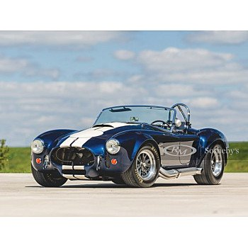 2002 Shelby Cobra for sale 101319890