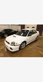 2002 Subaru Impreza WRX Sedan for sale 101008653