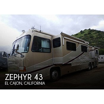 2002 Tiffin Zephyr for sale 300185644