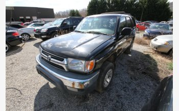2002 Toyota 4Runner 4WD SR5 for sale 100292458