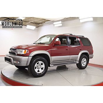 2002 Toyota 4Runner 4WD Limited for sale 101375491