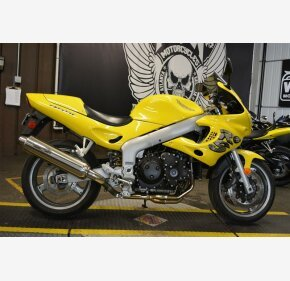 2002 Triumph Sprint 1000 for sale 200701163
