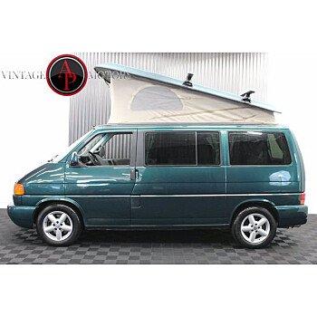 2002 Volkswagen Eurovan for sale 101592630