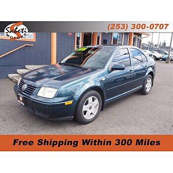 2002 Volkswagen Jetta for sale 101355790