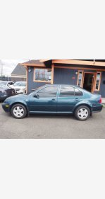 2002 Volkswagen Jetta for sale 101355790