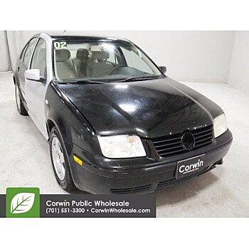 2002 Volkswagen Jetta for sale 101528924