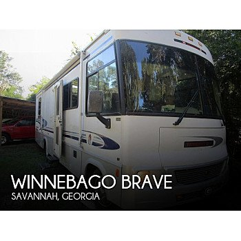 2002 Winnebago Brave for sale 300212418