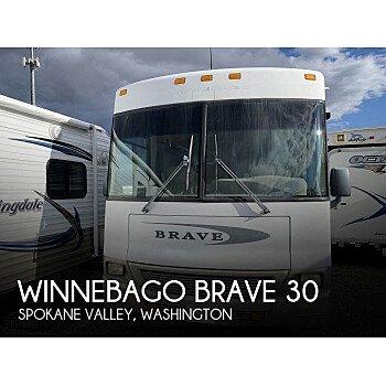 2002 Winnebago Brave for sale 300264502