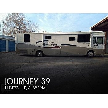 2002 Winnebago Journey for sale 300170700