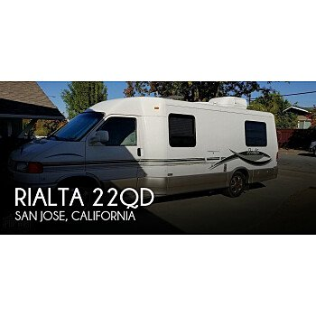 2002 Winnebago Rialta for sale 300208026