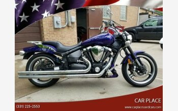 2002 Yamaha Road Star for sale 200605902