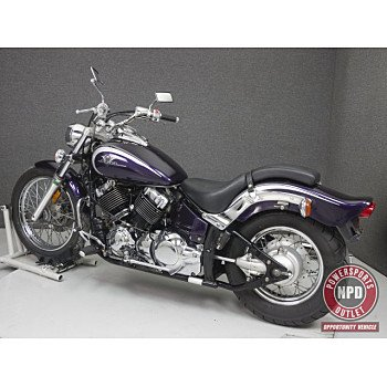 2002 Yamaha V Star 650 for sale 200700898