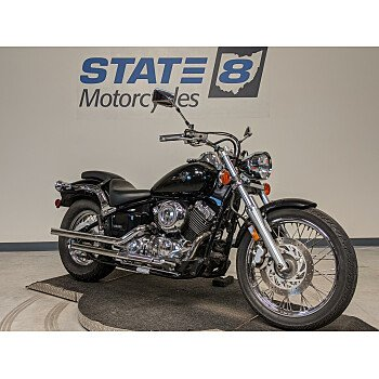 2002 Yamaha V Star 650 for sale 200848020