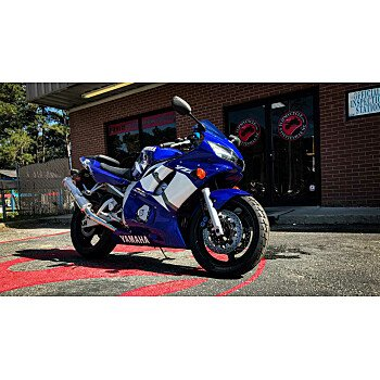 2002 Yamaha YZF-R6 for sale 200994042