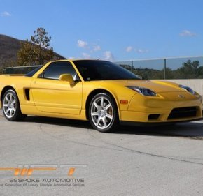 2003 Acura NSX for sale 101065037