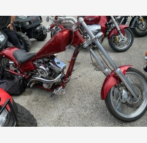 2003 American Ironhorse Texas Chopper for sale 200975818