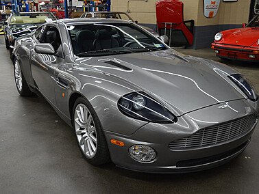 2003 Aston Martin Vanquish for sale 101365420