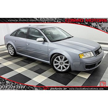 2003 Audi RS6 for sale 100955950