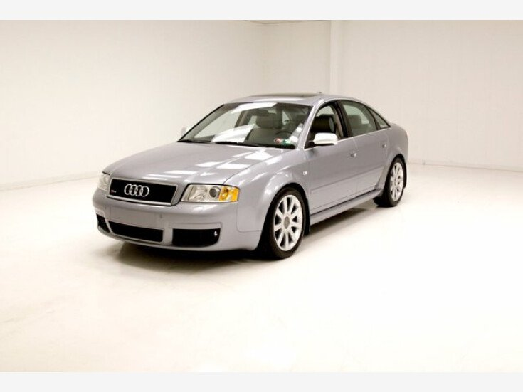 2003 Audi RS6 for sale 101485793