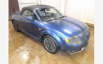 2003 Audi TT 1.8T Roadster w/ 180hp for sale 101029689