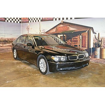 2003 BMW 760Li for sale 101094732