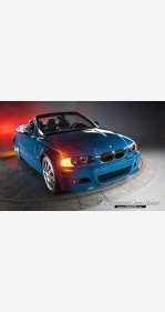 2003 BMW M3 Convertible for sale 101282431