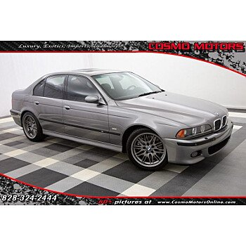 2003 BMW M5 for sale 101543533