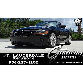 2003 BMW Z4 2.5i Roadster for sale 101197085