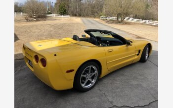 2003 Chevrolet Corvette Convertible for sale 101433881