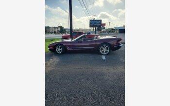 2003 Chevrolet Corvette Convertible for sale 101581494