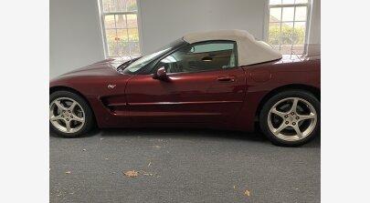 2003 Chevrolet Corvette Convertible for sale 101609138