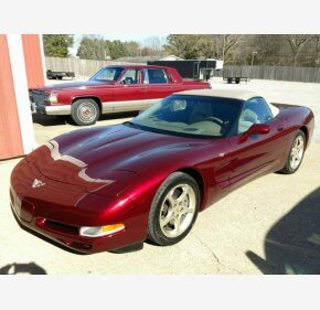 2003 Chevrolet Corvette for sale 100953712