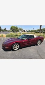2003 Chevrolet Corvette Convertible for sale 101017710