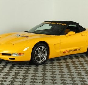 2003 Chevrolet Corvette Convertible for sale 101046020