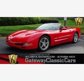 2003 Chevrolet Corvette Convertible for sale 101050938